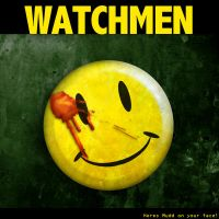 Watchmen... Smile by Muddy-On-Fire