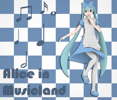 Alice in Musicland by V--R