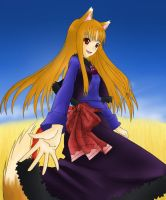 Horo - Spice and Wolf by perfectstriker