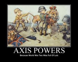 Axis Powers by Hillfighter
