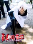 I'll found and destroy you - D gray man by Die-Rose