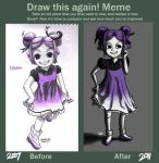 Before After: Cocaine Edition by Kian-sama