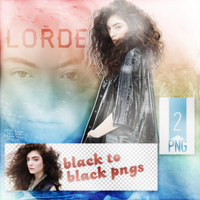 PNG Pack(370) Lorde by BeautyForeverr