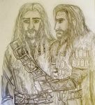 Heirs of Durin by doctorbanana