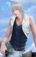 Close Up of Bishie GT by Aede-chan