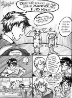 HPB - Harry's Obsession by incaseyouart