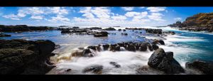 The Oceans Waterfalls by WiDoWm4k3r