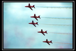 The Red Arrows by Jon4H