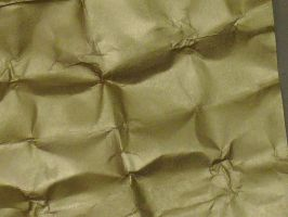 gold spray paint paper by jastock