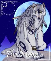The Moon V2 by Timber-Wolf-Spirit