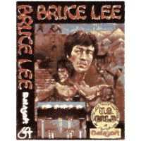 Bruce Lee game cover sketch4 by funkyellowmonkey