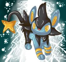 Luxio by Shineymagic