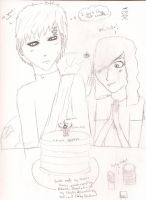 Happy birthday to me and Gaara by vynn-beverly