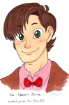 Contest Prize- The Eleventh Doctor by Strabius