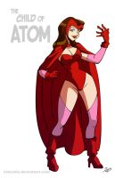04 - The Child of Atom by RickCelis