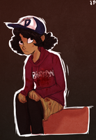 Clementine and Her Brooklyn Jacket by 1WebRainbowe1