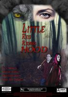 Little Red Riding Hood Movie Poster by jpdevill1994