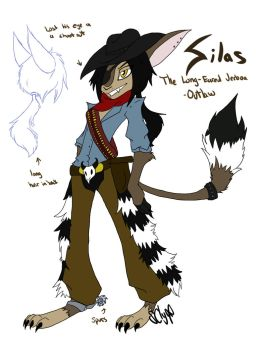 Contest: Outlaw Silas by SClynx