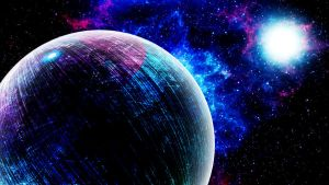 Colorful Planet (1920 x 1080) by Jguidac