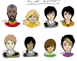 The Brady Bunch  by Hinatagirlie