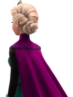 Gracious Queen of Arendelle Elsa. by Astrogirl500