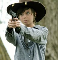 Carl Grimes COSPLAY by lemonokashi