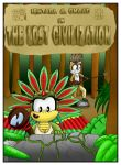 The Lost Civilization COMIC COVER by ChiptheHedgehog
