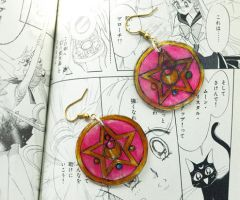 Sailor Moon Compass by Lahara
