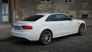 Audi S5 B8 Coupe by ShadowPhotography
