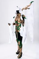 Auriel Cosplay by MiharuCosplay