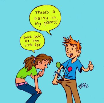 party in my pants by Bob-Rz