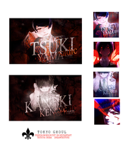 Tokyo Ghoul by freeyaonoexorcist