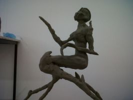 Spiderwitch Sculpture (4) by Migarcia