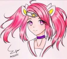 Star Guardian Lux by SD4869