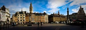 Great place panorama by leingad