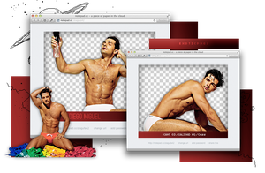 Pack Png 945// Diego Miguel by ExoticPngs