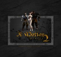 X Motion with Characters by umer2001