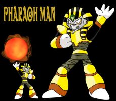 Pharaoh Man by XHEATX