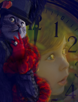As the clock ticks away by geegy