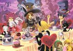 Mad Tea Party by Willow-San