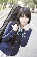 mio at ust by dreamshot08