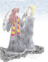 Draco and Hermione: Furious by Andrayah