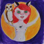 The Owl And The Pussycat 1 by Kennyfiddler