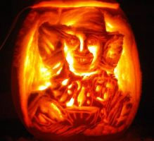 Carved Hatter by Orion12212012