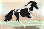 Paintbrush Old Ref by Scutterland