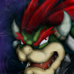 Bowser by Yuese