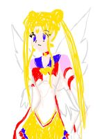 SM - Eternal Sailor Moon by wunleebuxton