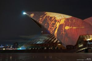 Opera House Luminous by dreamcore-creation