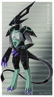 Ferrusmon by Sysirauta