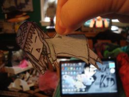 Anya Paper Child by AnyaBlood1632